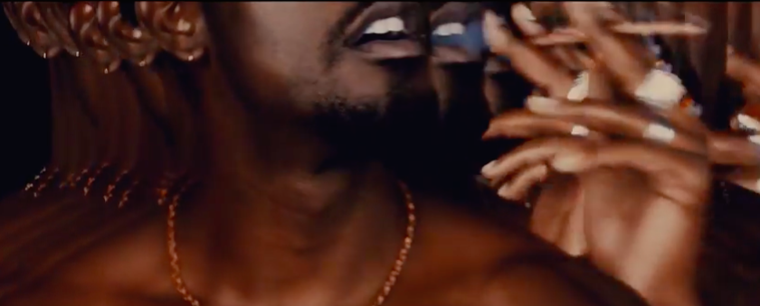 "Luke James - ""Drip"" Video"