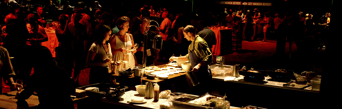 Chefs Taste Challenge event