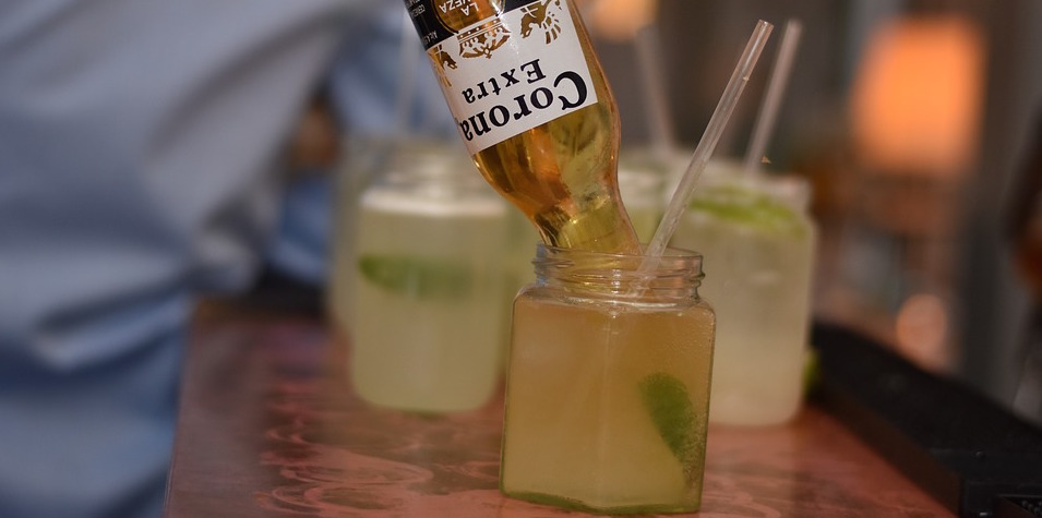 Beer in Margarita
