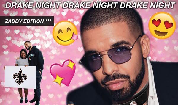 Drake Night at House of Blues New Orleans