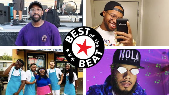 Offbeat Awards Nominees