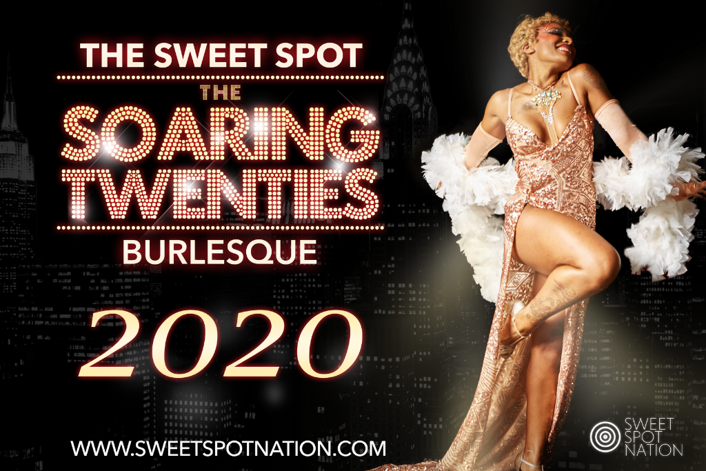 The Sweet Spot Roaring Twenties Flyer